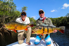 Jim and Bill - 22 and 20 lbs - Sept 2015