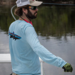 Amazon fly fishing guide